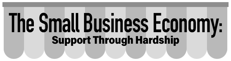 Small Business Economy: Support Through Hardship
